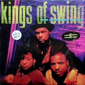 KINGS OF SWING - NOD YOUR HEAD TO THIS (12) (EX/EX)