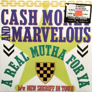 CASH MONEY & MARVELOUS - A REAL MUTHA FOR YA (12) (SEALED)