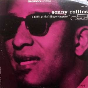 SONNY ROLLINS - A NIGHT AT THE