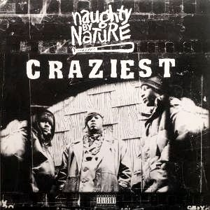 NAUGHTY BY NATURE - CRAZIEST (12) (VG+/VG+)