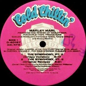 MARLEY MARL - SYMPHONY PT.II (12) (VG+)