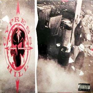 CYPRESS HILL - S.T. (LP) (VG+/EX)