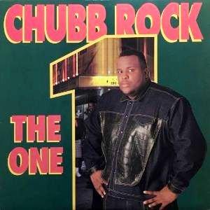 CHUBB ROCK - THE ONE (LP) (EX/EX)