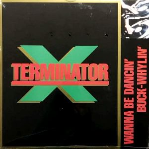 TERMINATOR X & THE VALLEY OF THE JEEP BEATS - WANNA BE DANCIN' (12) (SEALED)