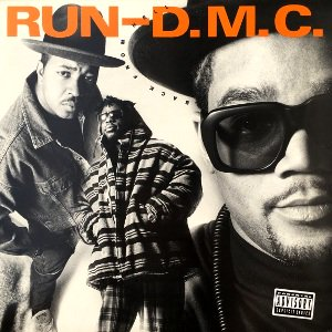 RUN-D.M.C. - BACK FROM HELL (LP) (EX/EX)