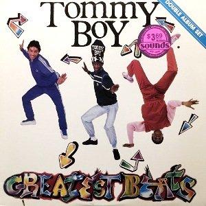 V.A. - TOMMY BOY GREATEST BEATS (LP) (VG+/VG+)