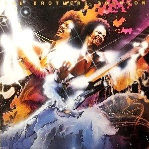 BROTHERS JOHNSON - BLAM!! (LP) (VG+/VG+)
