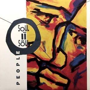 SOUL II SOUL - PEOPLE (12) (EX/EX)