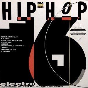 V.A. - STREET SOUNDS HIP HOP ELECTRO 16 (LP) (EX/EX)