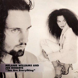 MELANIE WILLIAMS & JOE ROBERTS - YOU ARE EVERYTHING (12) (VG+/VG+)