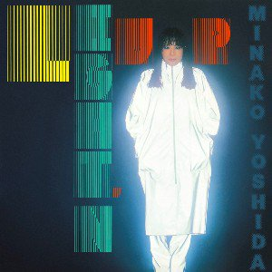 吉田美奈子 MINAKO YOSHIDA - LIGHT'N UP (LP) (RE) (NEW)