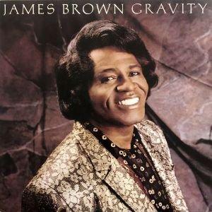 JAMES BROWN - GRAVITY (LP) (EX/EX)