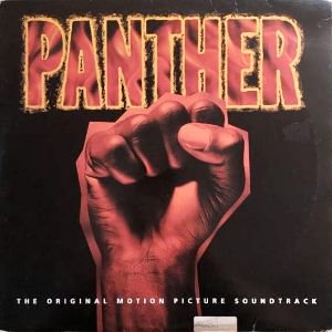 O.S.T. - PANTHER (LP) (NL) (VG+/VG+)