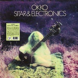 OKKO BEKKER - SITAR & ELECTRONICS (LP) (NEW)