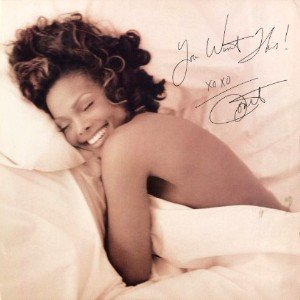 JANET JACKSON - YOU WANT THIS (12) (VG/VG+)