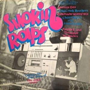 V.A. - SMOKIN' RAPS (LP) (VG+/VG+)