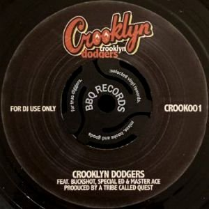 CROOKLYN DODGERS - CROOKLYN / RETURN OF THE CROOKLYN DODGERS (7) (RE) (NEW)