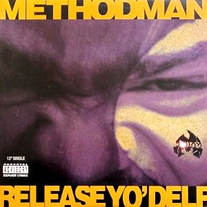 METHOD MAN - RELEASE YO' DELF (12) (VG+/VG+)