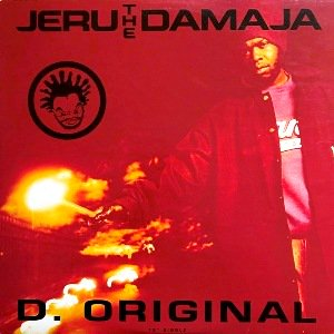JERU THE DAMAJA - D. ORIGINAL (12) (VG+/VG+)