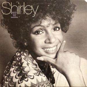 SHIRLEY BASSEY - GOOD, BAD BUT BEAUTIFUL (LP) (EX/VG+)