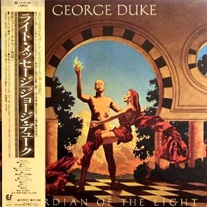 GEORGE DUKE - GUARDIAN OF THE LIGHT (LP) (JP) (EX/VG+)