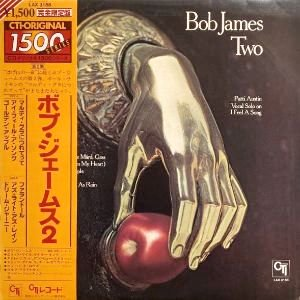 BOB JAMES - TWO (LP) (JP) (EX/EX)