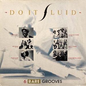 V.A. - DO IT FLUID (LP) (VG+/VG)