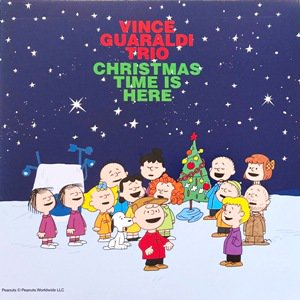 VINCE GUARALDI TRIO - CHRISTMAS TIME IS HERE (7) (NEW)