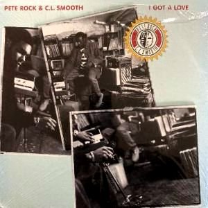 PETE ROCK & CL SMOOTH - I GOT A LOVE (12) (VG+/EX)