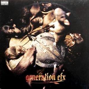 DAS EFX - GENERATION EFX (LP) (EX/VG+)
