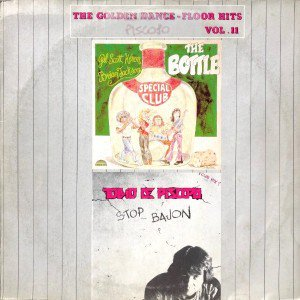 GIL SCOTT-HERON & BRIAN JACKSON / TULLIO DE PISCOPO - THE BOTTLE / STOP BAJON (12) (VG+/VG)