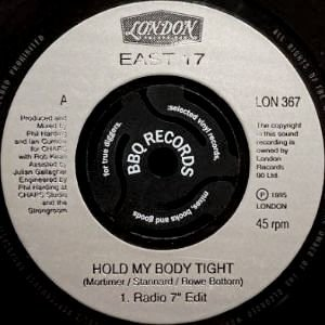 EAST 17 - HOLD MY BODY TIGHT (7) (VG)