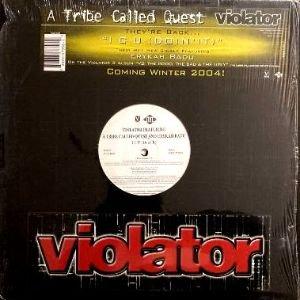 A TRIBE CALLED QUEST - I C U (DOIN' IT) (12) (VG+/VG+)