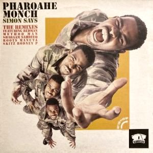 PHAROAHE MONCH - SIMON SAYS (THE REMIXES) (12) (VG+/VG+)