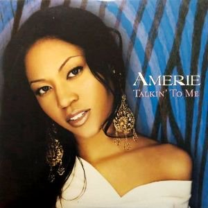 AMERIE - TALKIN' TO ME (12) (VG+/VG+)
