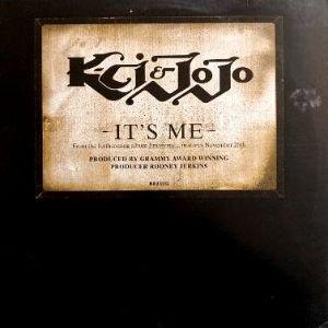 K-CI & JOJO - IT'S ME (12) (PROMO) (VG/VG+)
