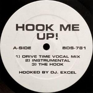 DJ EXCEL - HOOK ME UP! (12) (VG+)