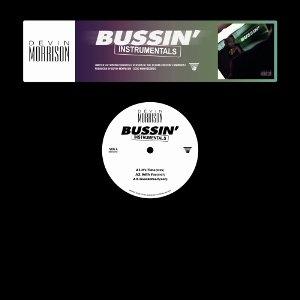 DEVIN MORRISON - BUSSIN' (INSTRUMENTALS) (LP) (NEW)