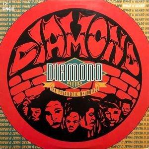 DIAMOND AND THE PSYCHOTIC NEUROTICS - WHAT U HEARD (12) (VG/VG+)