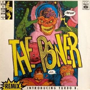 <img class='new_mark_img1' src='https://img.shop-pro.jp/img/new/icons3.gif' style='border:none;display:inline;margin:0px;padding:0px;width:auto;' />SNAP! INTRODUCING TURBO B. - THE POWER (REMIX) (12) (VG+/VG+)