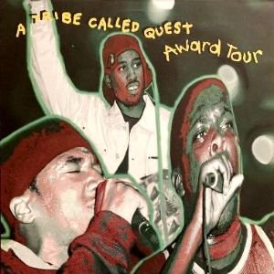 <img class='new_mark_img1' src='https://img.shop-pro.jp/img/new/icons3.gif' style='border:none;display:inline;margin:0px;padding:0px;width:auto;' />A TRIBE CALLED QUEST - AWARD TOUR (12) (UK) (EX/EX)