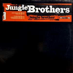 <img class='new_mark_img1' src='https://img.shop-pro.jp/img/new/icons3.gif' style='border:none;display:inline;margin:0px;padding:0px;width:auto;' />JUNGLE BROTHERS - JUNGLE BROTHER (12) (VG+/VG+)