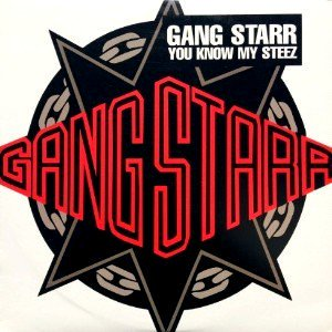 <img class='new_mark_img1' src='https://img.shop-pro.jp/img/new/icons3.gif' style='border:none;display:inline;margin:0px;padding:0px;width:auto;' />GANG STARR - YOU KNOW MY STEEZ (12) (VG/EX)