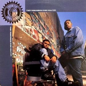 PETE ROCK & C.L. SMOOTH - THEY REMINISCE OVER YOU (T.R.O.Y.) (12) (VG+/VG+)