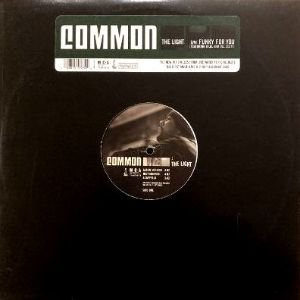COMMON - THE LIGHT / FUNKY FOR YOU (12) (VG+/VG+)