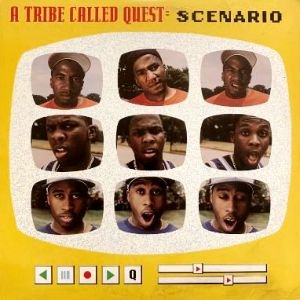 <img class='new_mark_img1' src='https://img.shop-pro.jp/img/new/icons3.gif' style='border:none;display:inline;margin:0px;padding:0px;width:auto;' />A TRIBE CALLED QUEST - SCENARIO / BUTTER (12) (G/VG+)