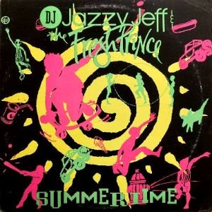 <img class='new_mark_img1' src='https://img.shop-pro.jp/img/new/icons3.gif' style='border:none;display:inline;margin:0px;padding:0px;width:auto;' />DJ JAZZY JEFF & THE FRESH PRINCE - SUMMERTIME (12) (VG+/VG+)