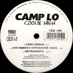 <img class='new_mark_img1' src='https://img.shop-pro.jp/img/new/icons3.gif' style='border:none;display:inline;margin:0px;padding:0px;width:auto;' />CAMP LO - COOLIE HIGH (12) (VG/VG+)