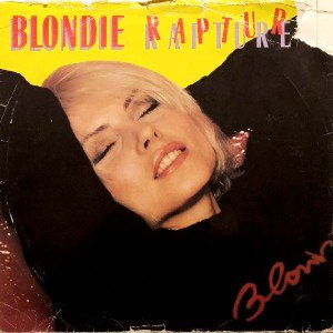 <img class='new_mark_img1' src='https://img.shop-pro.jp/img/new/icons3.gif' style='border:none;display:inline;margin:0px;padding:0px;width:auto;' />BLONDIE - RAPTURE (12) (VG+/G)