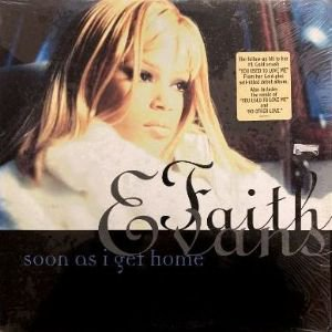 <img class='new_mark_img1' src='https://img.shop-pro.jp/img/new/icons3.gif' style='border:none;display:inline;margin:0px;padding:0px;width:auto;' />FAITH EVANS - SOON AS I GET HOME (12) (EX/EX)